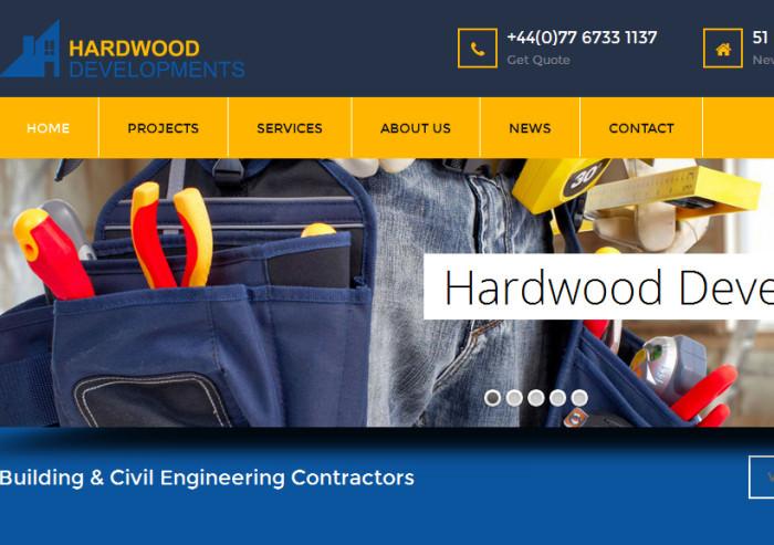 Hardwood Developments