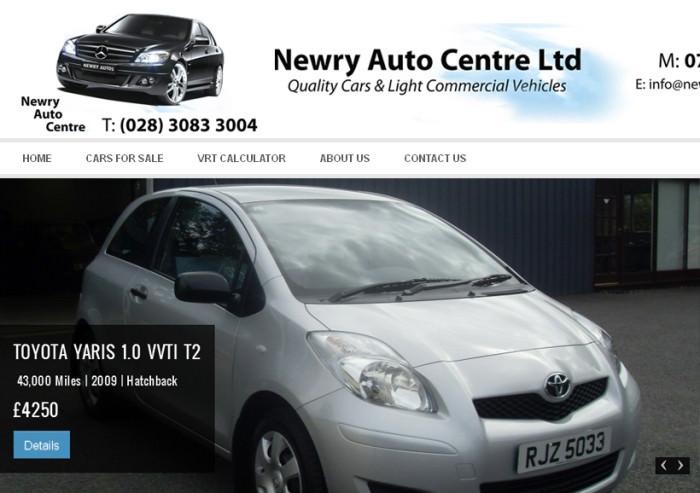 Newry Auto Centre