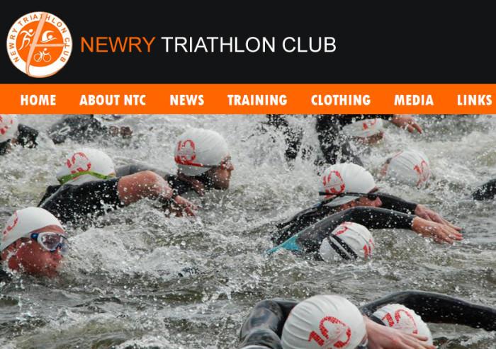 Newry triathlon club