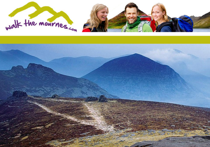 Walk The Mournes