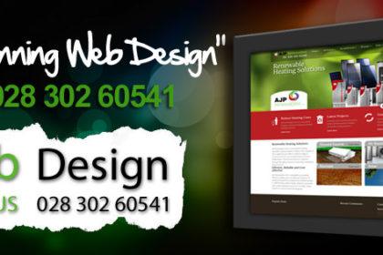 Web Design Newry